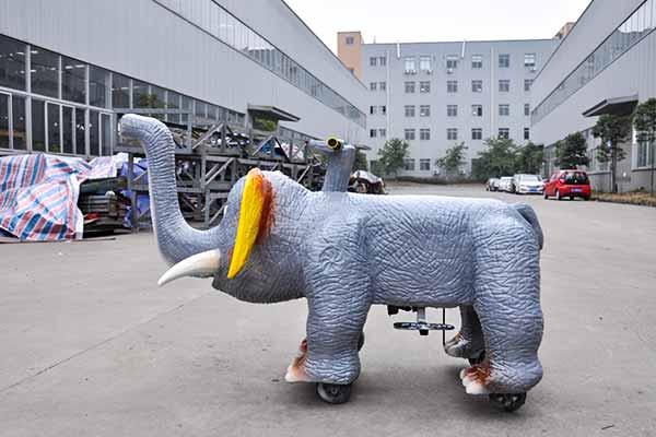 Elephant Scooter