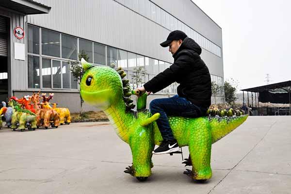 Hideous Zippleback scooter
