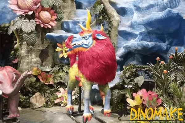 Kirin animatronic