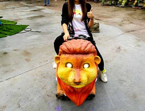Lion Scooter