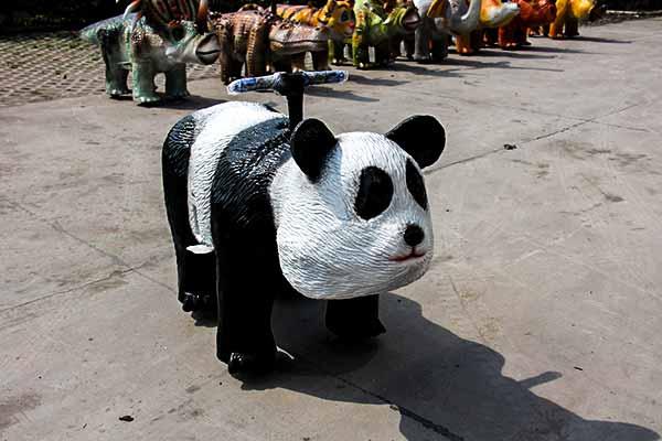 Panda Scooter