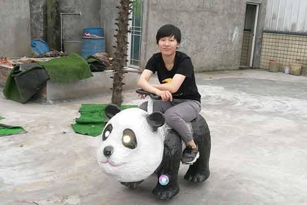 panda-scooter