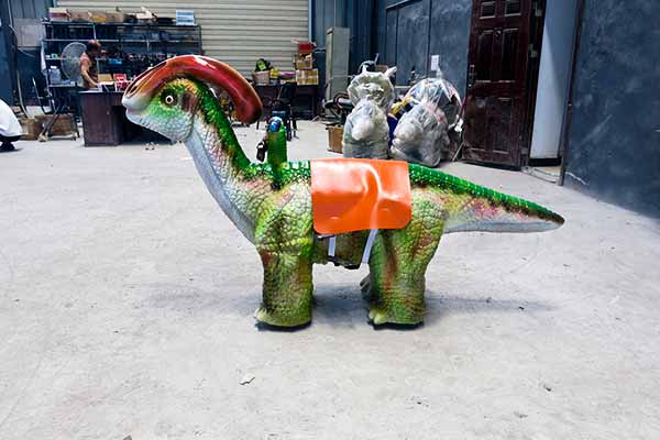 Parasaurolophus Scooter
