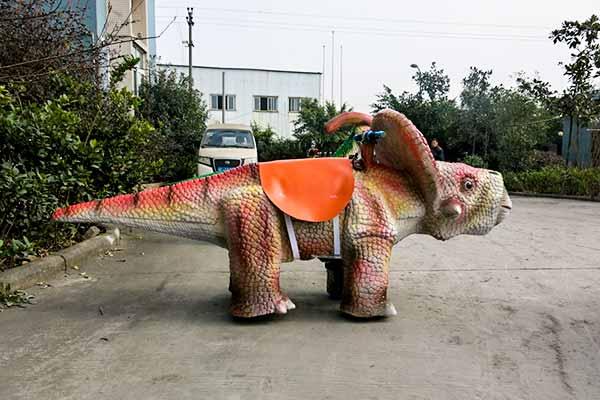 Protoceratops Scooter
