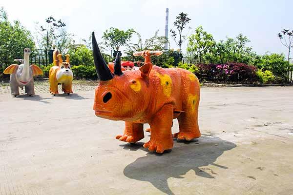 Rhino Scooter