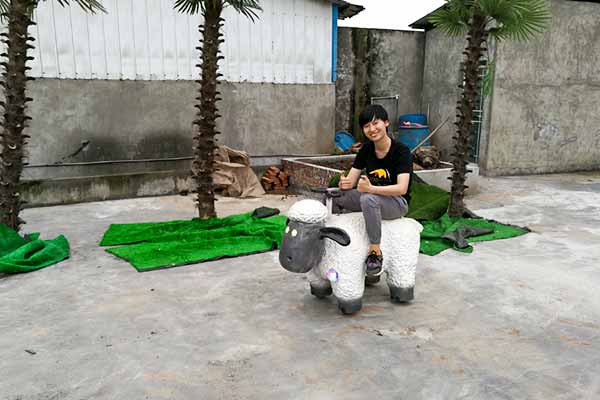 Sheep Scooter
