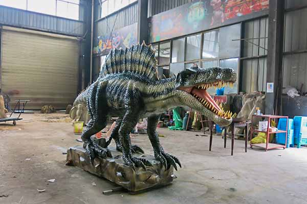 Spinosaurus Laying egg