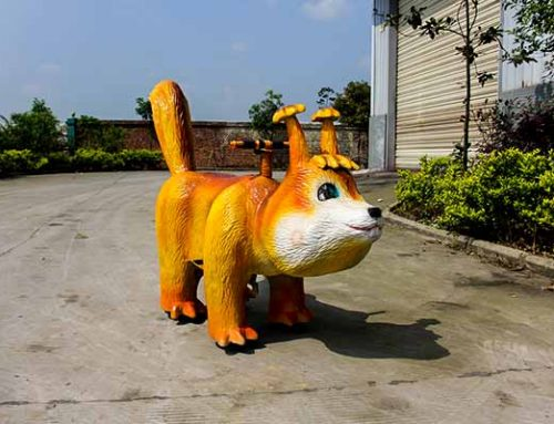 Squirrel Scooter