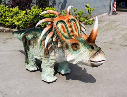 Styracosaurus Scooter