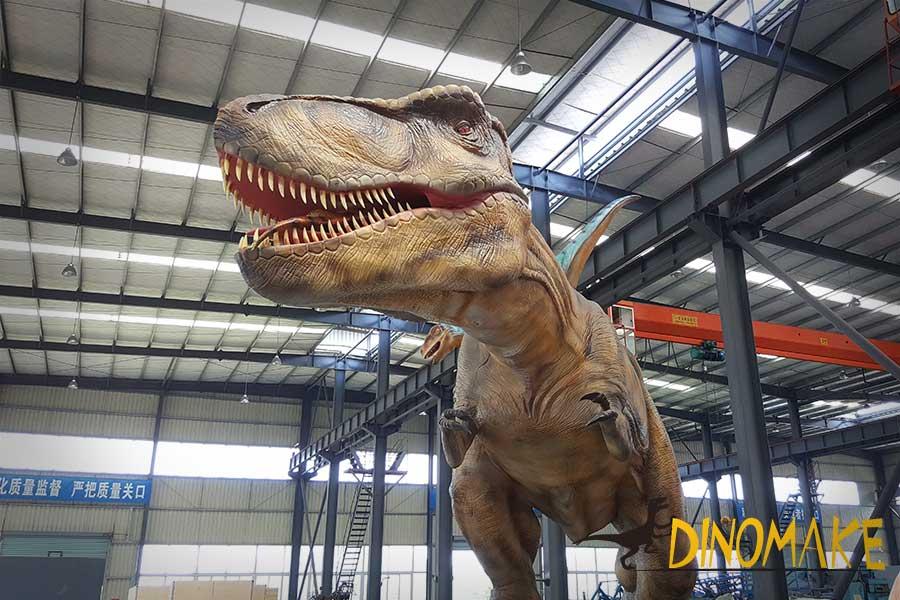 T-rex-animatronic