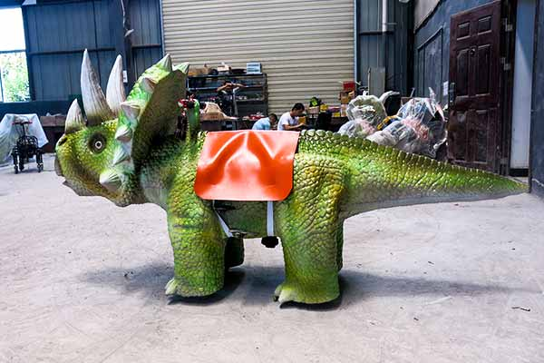 Triceratops Scooter