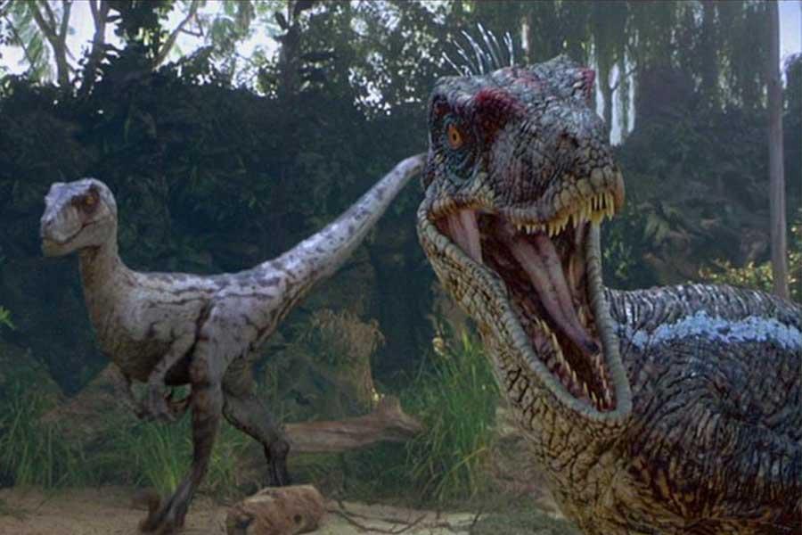 Velciraptor in Jurassic Park 3