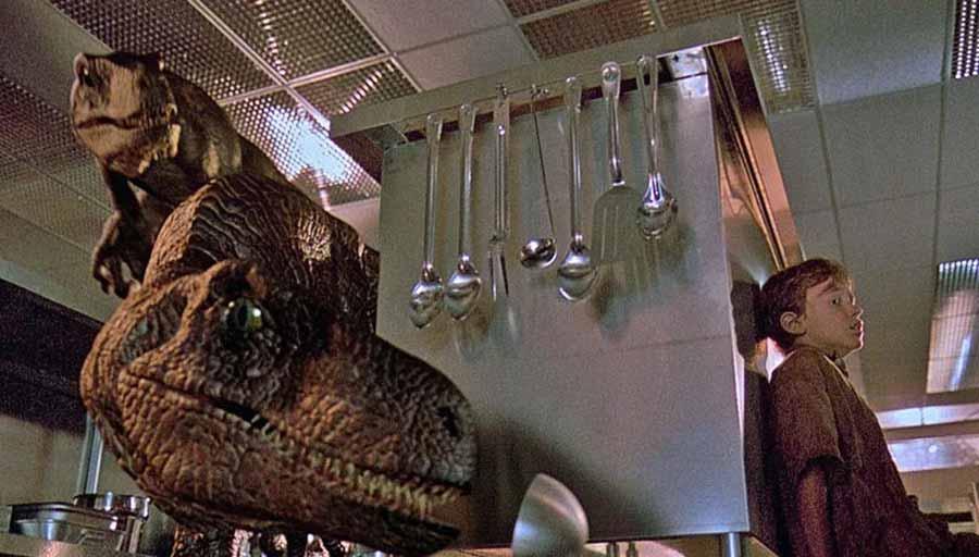 Velociraptor-in-Jurassic-Park