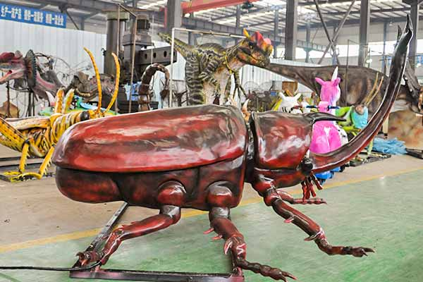 animatronic insects