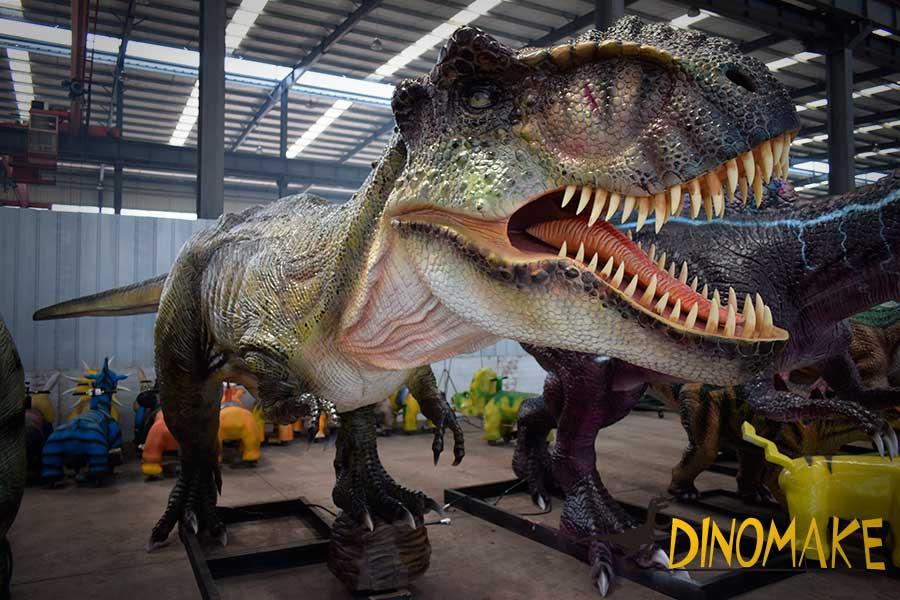 animatronic-t-rex