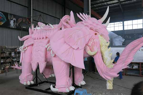 customized-elephant-after-sculptured