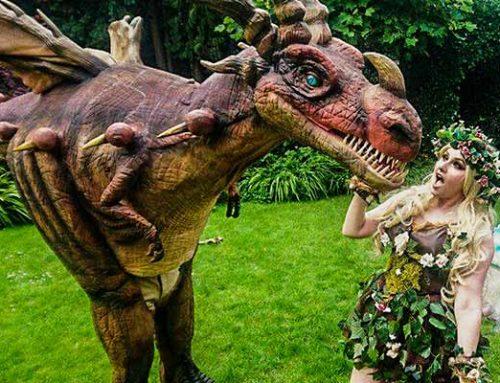 Dragon Costume