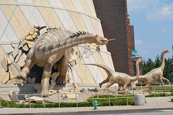 fiberglass-dinosaur-for-museum