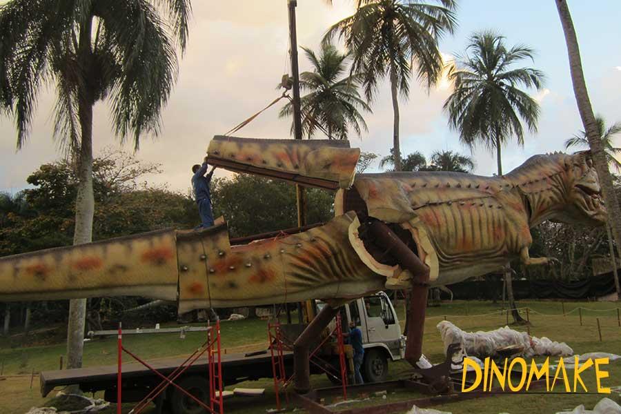 giant-t-rex-statue