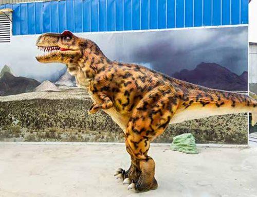 Hidden Legs T Rex Costume