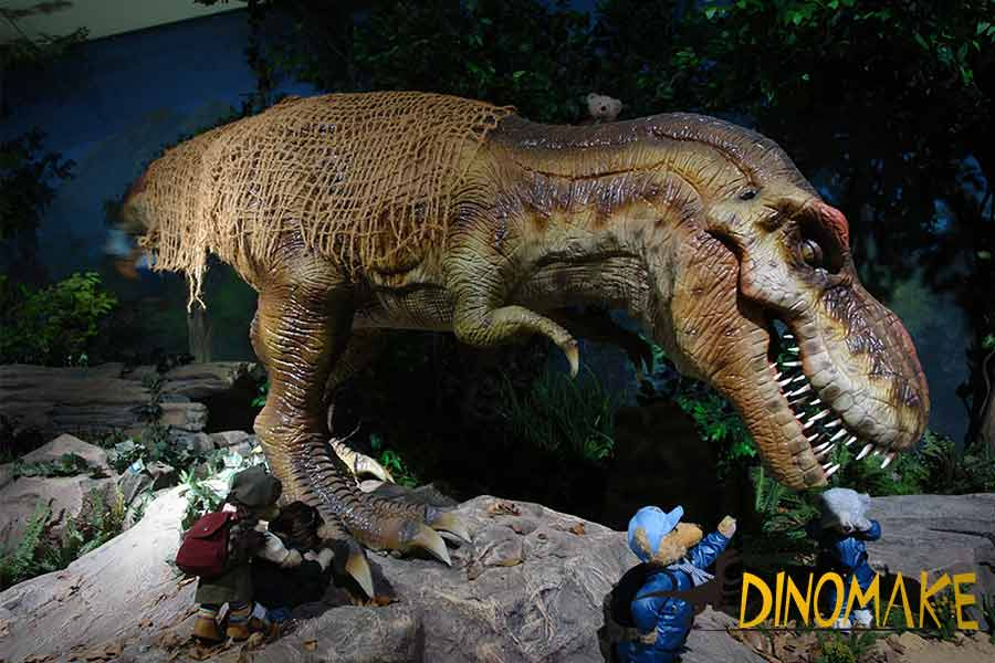 t-rex-with-teddy-bear