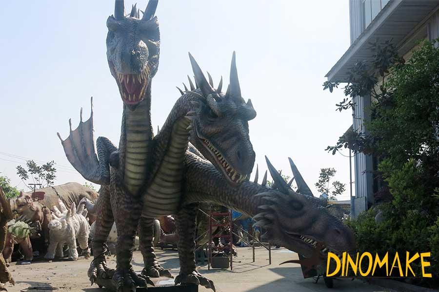 Three head dragon--Zmey Gorynych