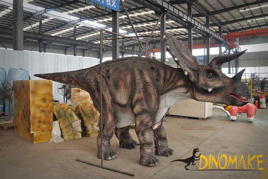 triceratops dinosaur costume