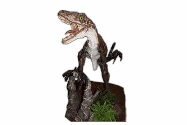 velociraptor-fiberglass