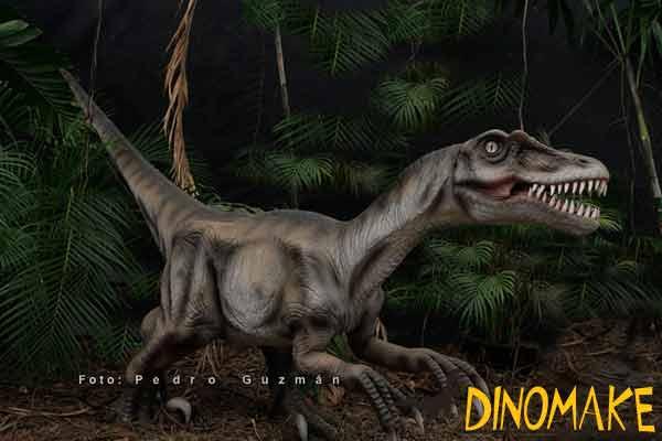 velociraptor-in-park