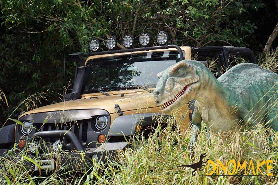 Velociraptor suit