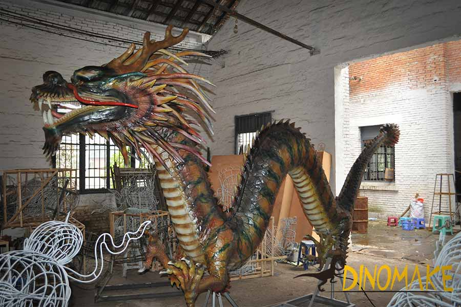 animatronic-Chinese-dragon