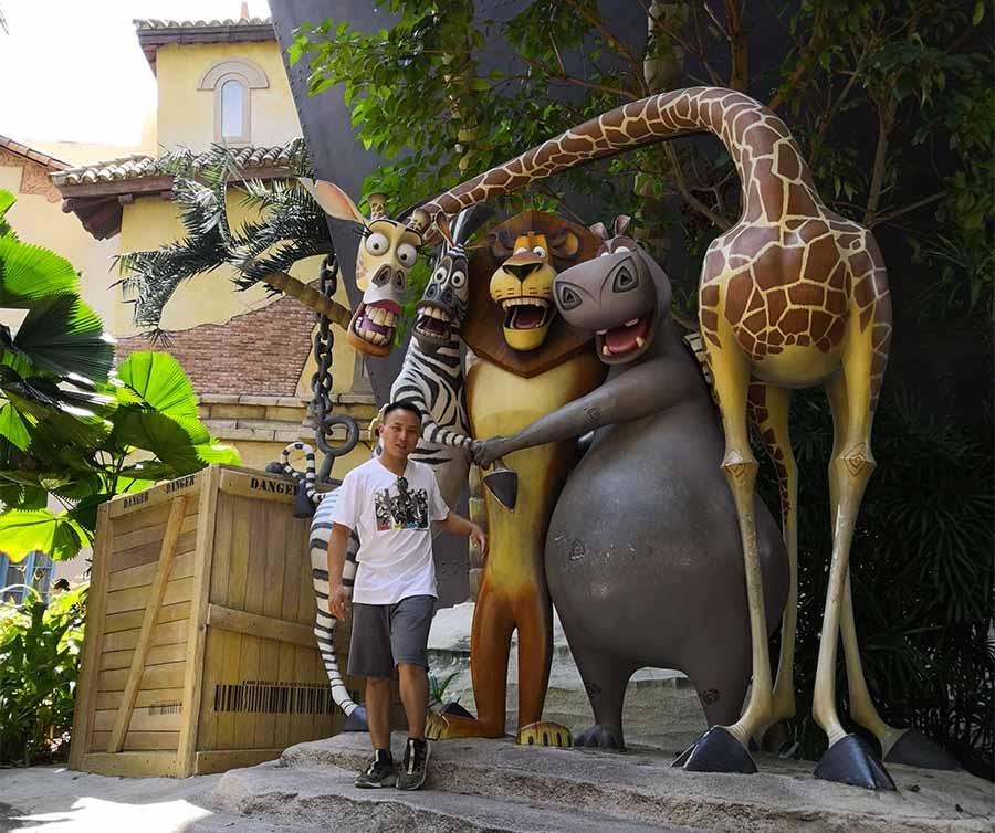 Madagascar area