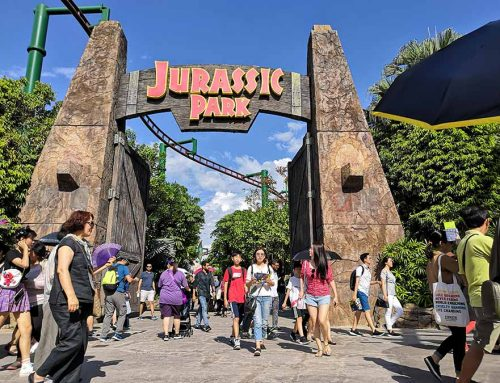 A Journey to Universal Studios Singapore–II