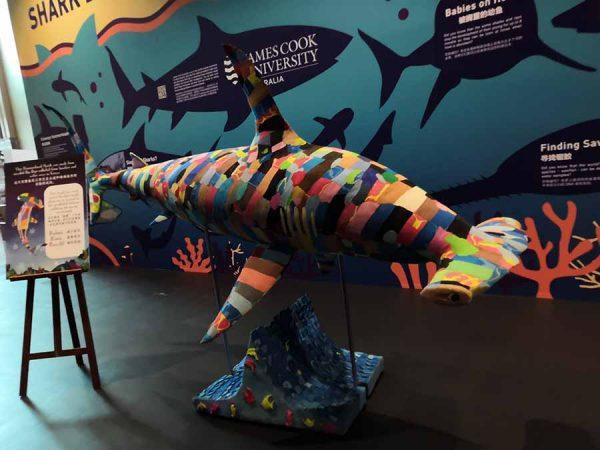 shark-statue