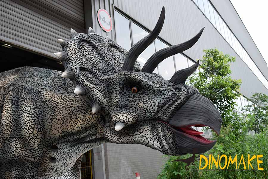 New material dinosaur costume