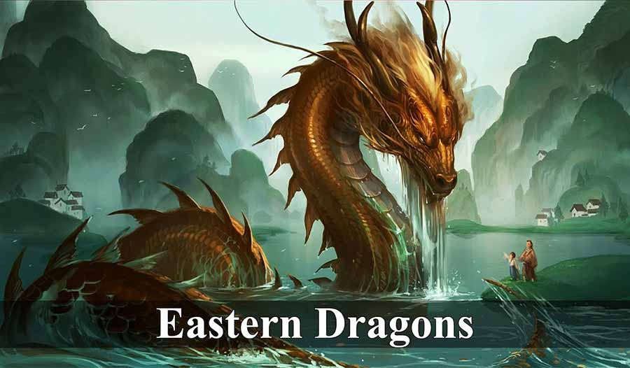 Eastern-dragon