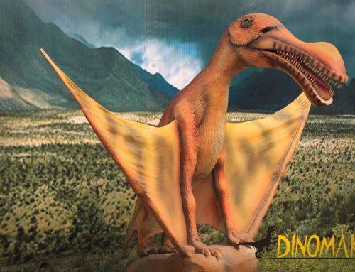 Animatronic Pterosaur Dinosaur Yard Art