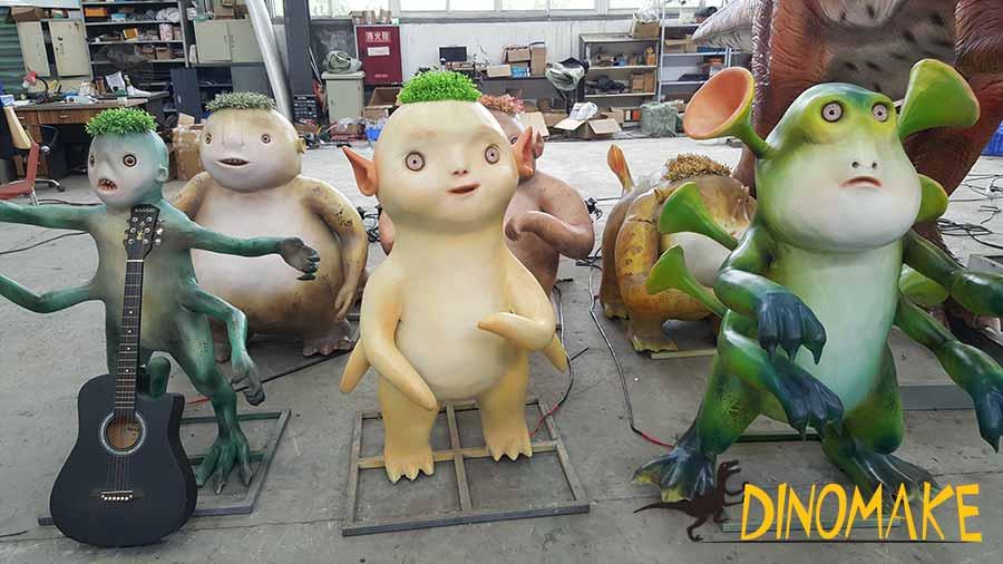 animatronic fairies