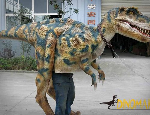 T rex Halloween Costume is A Good Idea