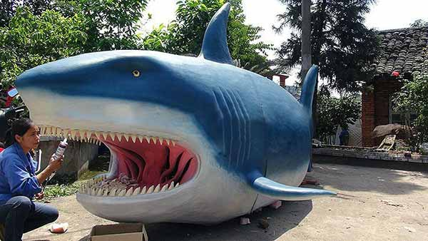 shark-model
