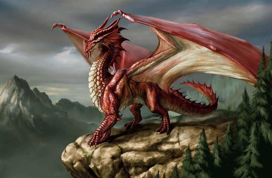 western-dragon