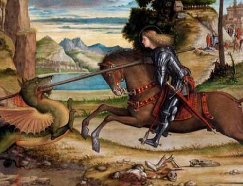 Dragon in Legends 6–Saint George And The Dragon