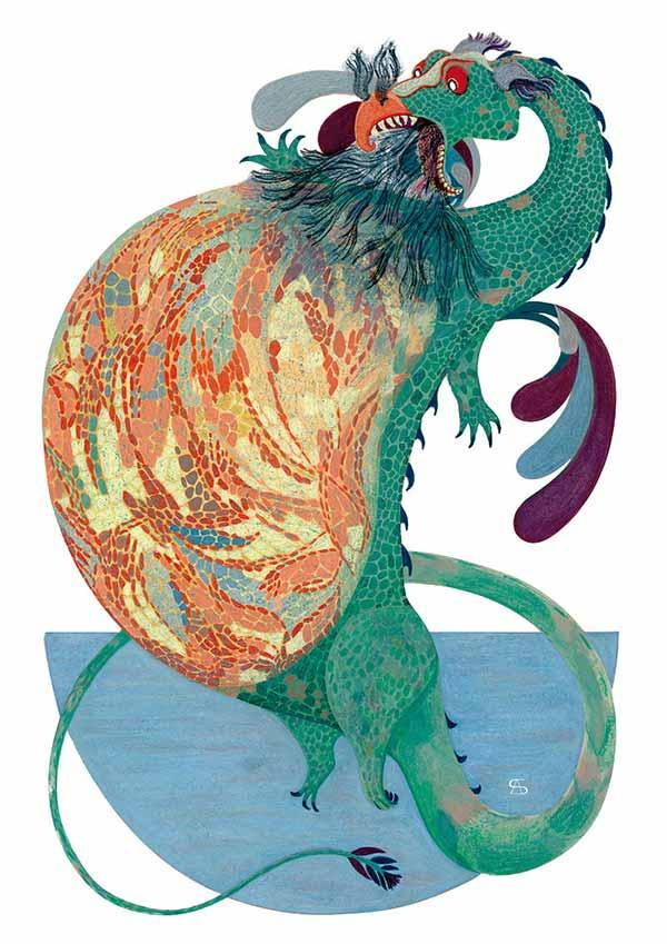 Wawel-dragon