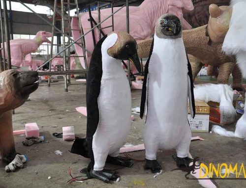 How to Choose Animal Animatronic Supplier?