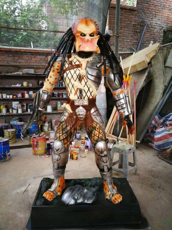 animatronic predator