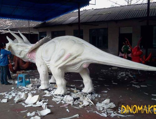 Suggestions on Setting Up the Animatronic Dinosaur Theme Park
