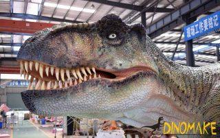 animatronic-dinosaur