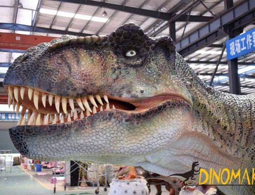 How to choose animatronic dinosaurs?