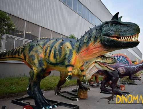 Solutions to Common Faults of Animatronic Dinosaurs
