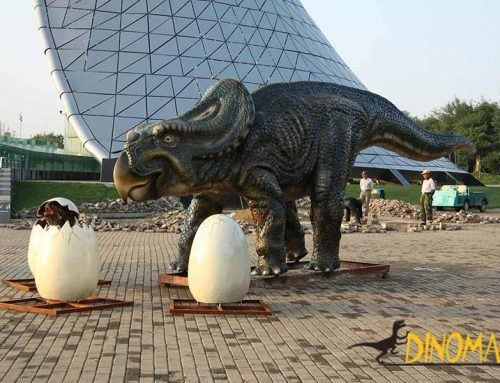 How to Attract More Visitors To Animatronic Dinosaur Exhibition